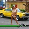 Yellow Buick GSX